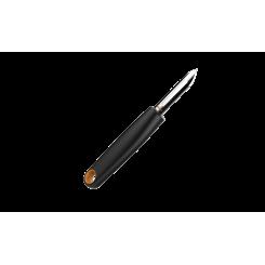 Fiskars Functional Skrællekniv med fast blad