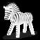 Rosendahl Kay Bojesen Zebra