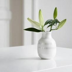 Kähler Omaggio Vase Perlemor H125