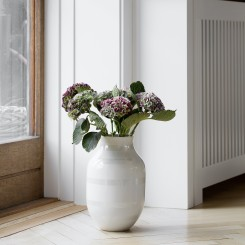 Kähler Omaggio Vase Perlemor H305