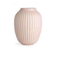 Kähler Hammershøi Vase H250 mm Rosa