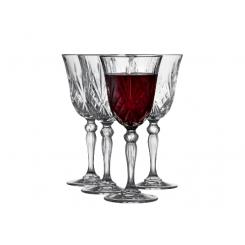 Lyngby Glas Melodia Rødvin 4-pak