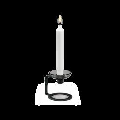 Holmegaard Lumi Lysestage 9 cm