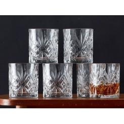 Lyngby Glas Melodia Whisky 6-pak