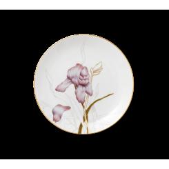 Royal Copenhagen Flora Tallerken Iris 22 cm