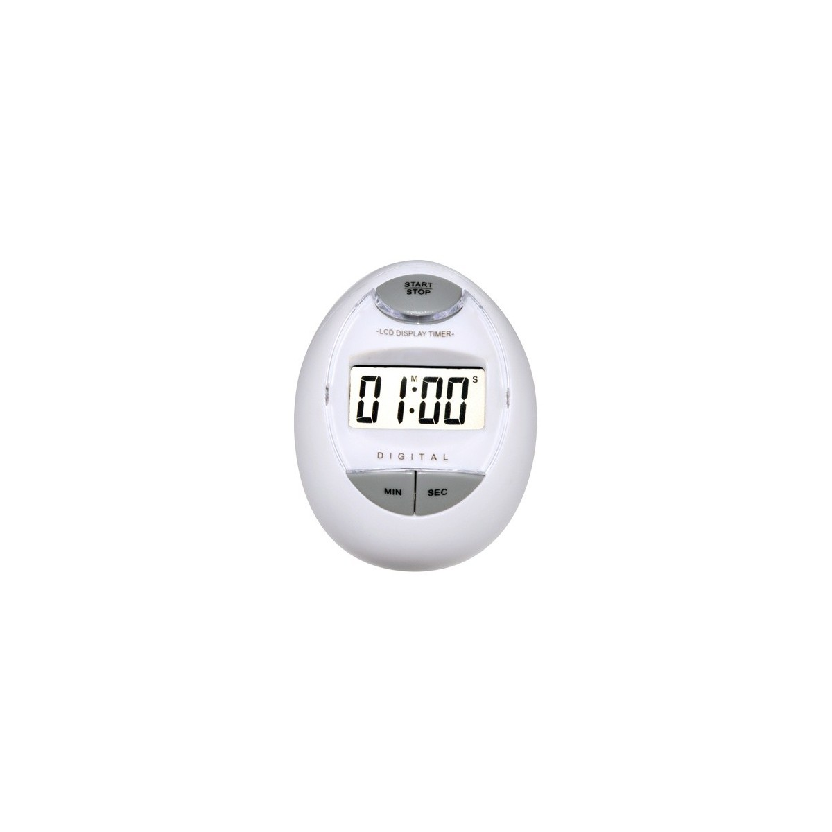 Fremragende Nordic Quality Digital Minutur Salt CZ04