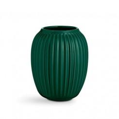 Kähler Hammershøi Vase H200 mm Grøn