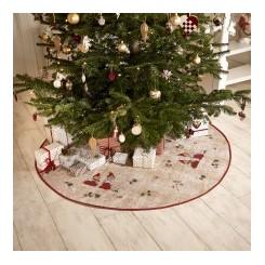 Klarborg Juletræstæppe 2018