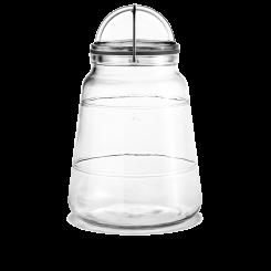 Holmegaard Scale Opbevaringsglas 2 l