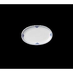 Royal Copenhagen Prinsesse Oval Asiette 23 cm