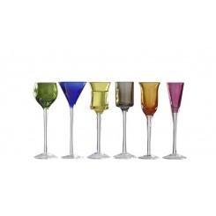 Lyngby Glas Snapseglas 6-pak