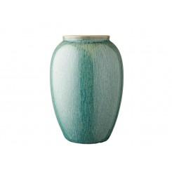 Bitz Vase H25 cm Grøn