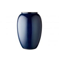 Bitz Vase H50 cm Mørkeblå