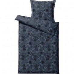 Södahl sengetøj 140 x 200 cm Indigo