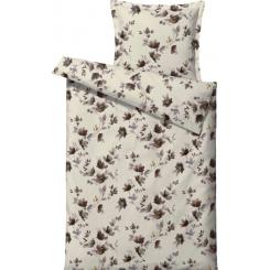 Södahl sengetøj 140x200 cm Nature/Brown