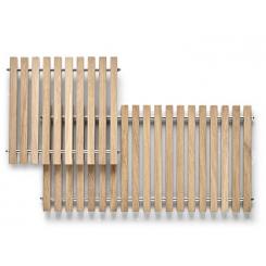 Skagerak Dania trivet bordskåner 21x41