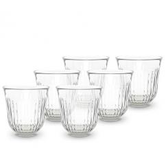 Lyngby vandglas klart glas 6 stk. 26 cl