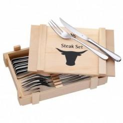 WMF grill- og steakbestik 12 dele