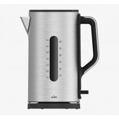 Witt Premium Elkedel, 1,7 L, stål