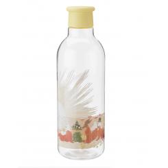 Rigtig DRINK-IT vandflaske, 0,75 l. - yellow - Moomin
