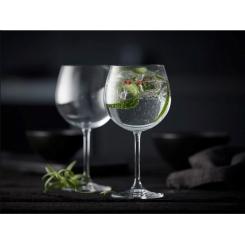 Lyngby Glas - Juvel Gin & Tonic Glas 4 stk