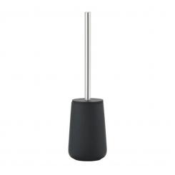 Zone Nova toiletbørste, black H 37 cm.
