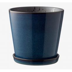 Bitz Skjuler 12,5 cm mørkeblå/sort