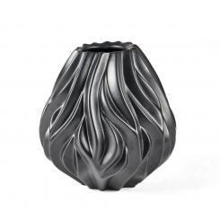 Morsø Flame Vase Sort, 19cm