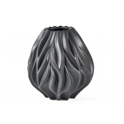 Morsø Flame Vase Sort, 23cm