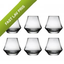 Lyngby Glas Juvel Romglas 29 cl 6 stk