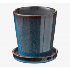 Bitz Skjuler 10 cm mørkeblå/sort