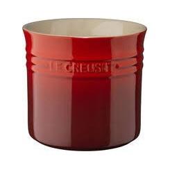 Le Creuset redskabskrukke 15 cm, Cerise rød