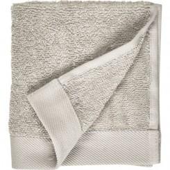 Södahl Comfort Organic Vaskeklud 30x30 Light Grey