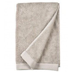 Södahl håndklæde Comfort Organic 50x100 cm light grey
