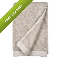 Södahl håndklæde Comfort Organic 70x140 cm light grey