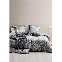 Södahl Organic Tapestry Sengetøj 140 x 220 cm Grey