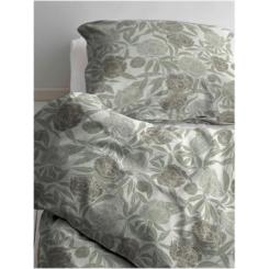 Södahl Organic Tapestry Sengetøj 140 x 220 cm Tea Green