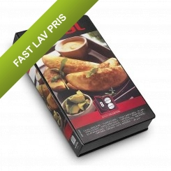 Tefal Snack Collection box 8: Mini piroger