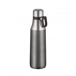 Alfi City Drikkeflaske Grå Satin, 0,5L