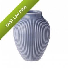 Knabstrup Vasen Lavendelblå - 12,5 cm