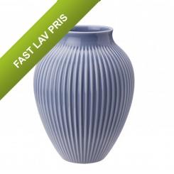 Knabstrup Vasen Lavendelblå - 20 cm