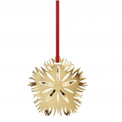 Georg Jensen 2020 ornament Nellike forgyldt