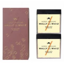 Wally and Whiz  Winter Garden highcube vingummi gavesæt, gammelrosa