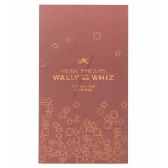 Wally and Whiz Vingummi julekalender, gammelrosa