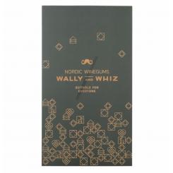 Wally and Whiz Vingummi julekalender, grå