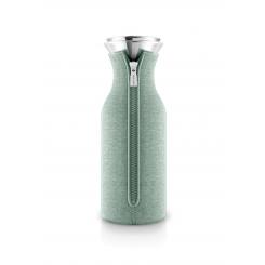 Eva Solo Køleskabskaraffel med dragt, faded green
