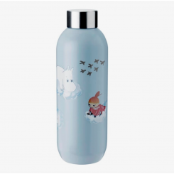 Stelton Moomin Keep Cool Drikkeflaske Cloud