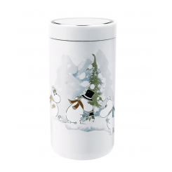 Stelton Moomin To Go Click Soft White