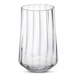 Georg Jensen Bernadotte glas tumbler høj 6 stk