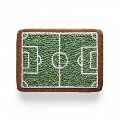 Wilton Bageform fodboldbane 30x22 cm